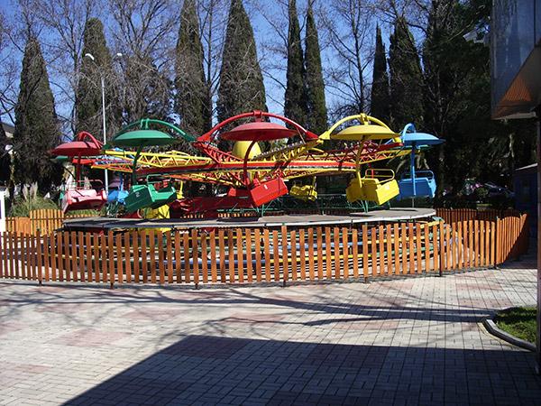 Адлерский парк культуры и отдыха