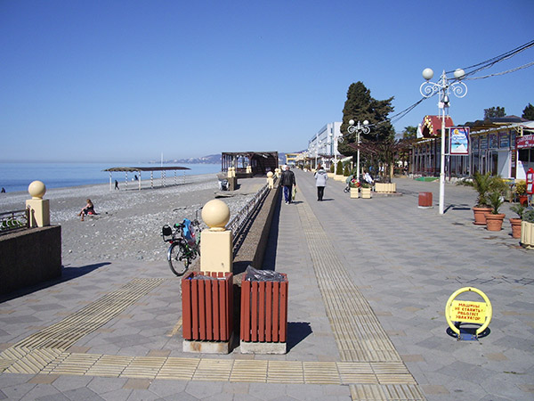 """Городской пляж """"Огонек"""""""