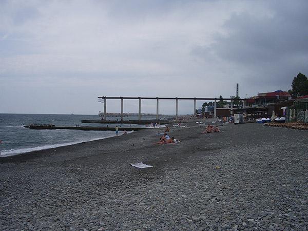 Пляжный выходной
