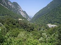Ущелье Ах-Цу