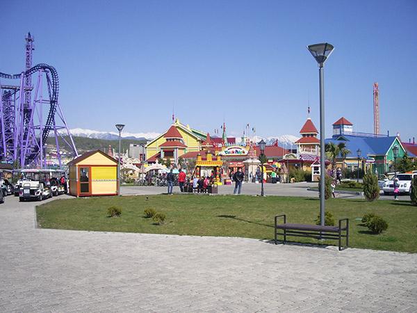 Отдых в Сочи с детьми